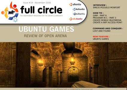 Full Circle Magazine #19