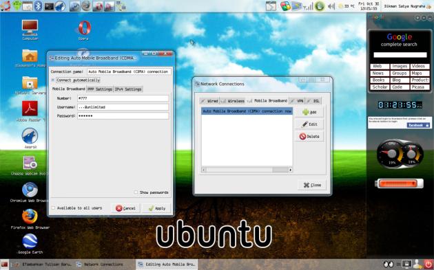 Mobi Ubuntu